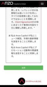 Anzo Capital(アンゾーキャピタル) 登録 08