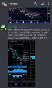 FXトレード(仙人氏Discord)