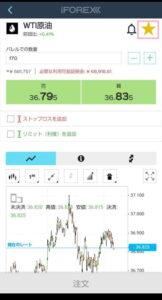 iForex(アイフォレックス) アプリ お気に入り追加 03