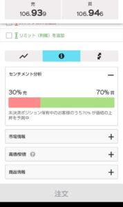 iForex(アイフォレックス) LS比率 02