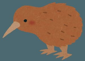キウィ(鳥) 01
