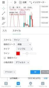 TradingView(トレーディングビュー) アプリ 比較 05